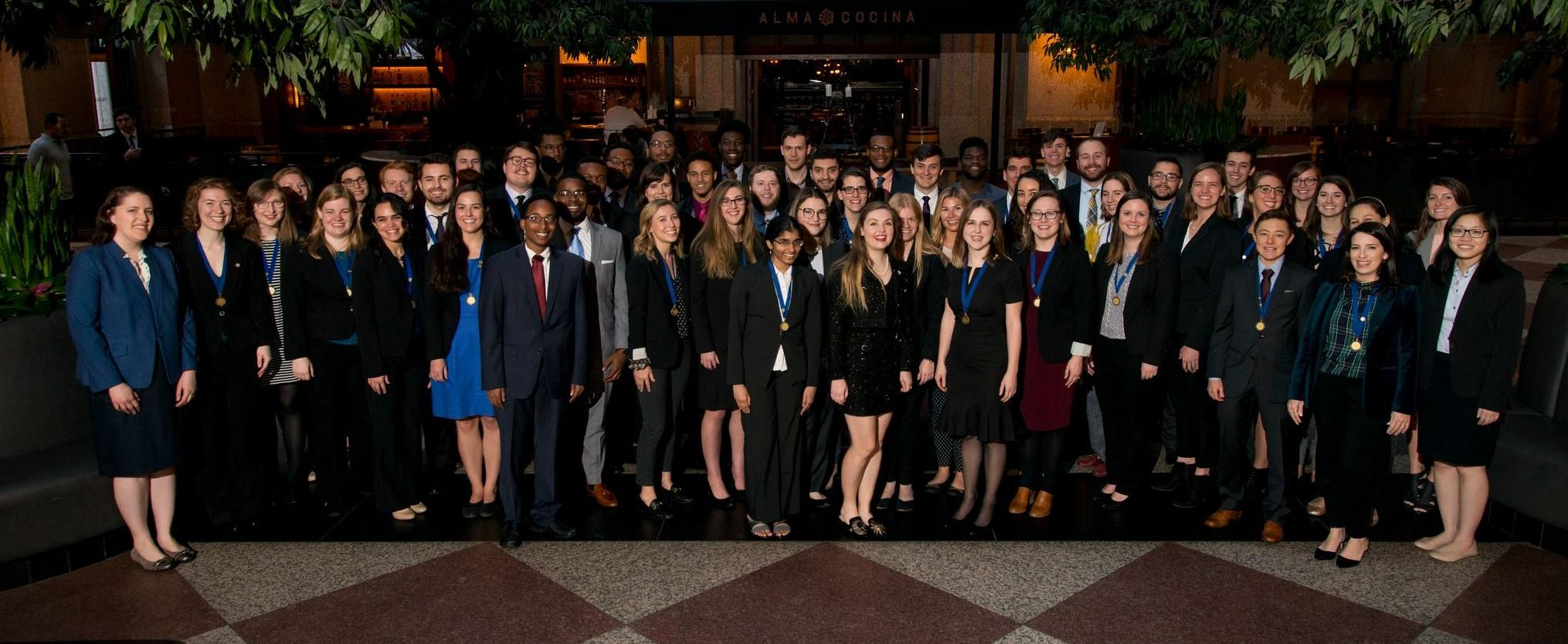 ARCS Foundation Atlanta Chapter 2019-20 ARCS Scholars